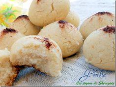 Ghribia - Les joyaux de Sherazade- Recette de cuisine testées et approuvées, cuisine facile et originale