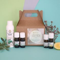 Fête des mères, idée cadeau pour les mamans qui curieuses : Joli'Box Cuisine aromatique BIO