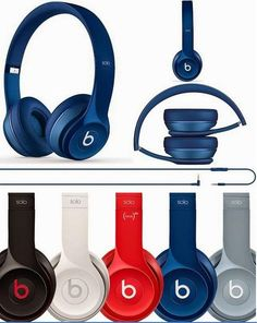Newest 2014 Over Ear DJ Headphones SOLO2 Hd Original Sealed SIX Colors from Refly,$57.6 | DHgate.com