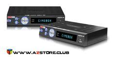 Nova Atualização do Receptor Cinebox Legend - 21.09.2015