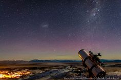 New Zealand Town Powers Down for Spectacular Astrophotography - My Modern Metropolis