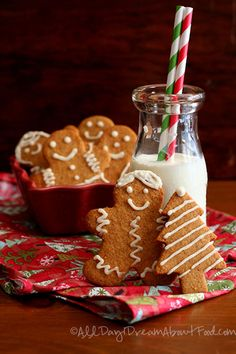 Low Carb Gluten-Free Gingerbread Cookie Recipe