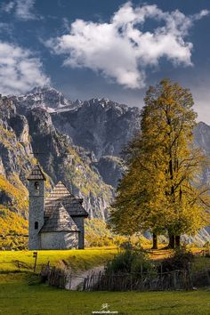 Theth, Albania by Rilind H on 500px