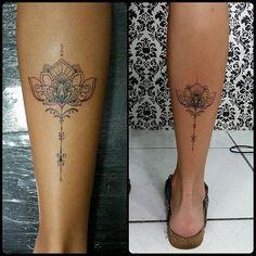 Image result for tattoo figure 8 lotus om