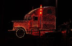Christmas Truck - Canon Digital Photography Forums