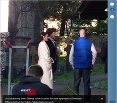 Is that a top hat?! #setlock #spoilers