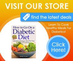 Visit Our Diabetic Diet Store