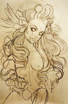 Emily Rose Murray // Female Tattoo