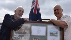 VIC: More than 100 years after his death, a World War I soldier's lost war medals have found their way home. World War I, Military History, Wwi, Death, World War One, Warriors