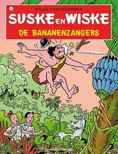 Suske en Wiske. » 315 – De Bananenzangers