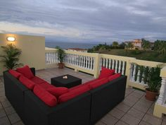 Rincon Condo Rental: Avail 1/13 - 1/20 Rincon Penthouse W/rooftop Deck, Ocean Views, Wifi And Pool   HomeAway