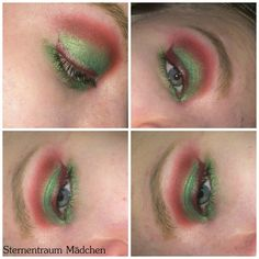 Sailor Pluto inspired makeup by http://www.sternentraum-maedchen.de/2016/02/make-up-sailor-pluto.html