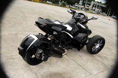 Can Am Spyder | Custom Car Gallery | Orlando, FL