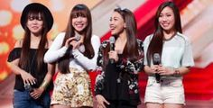 The 4th Power Girl Band from the Philippines Wows X-Factor