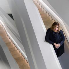 Zaha Mohammad Hadid