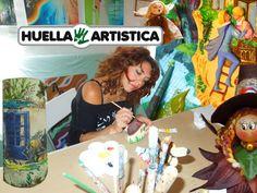 exposición de artesanía Y ARTE.