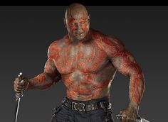 Drax ° Guardians of the Galaxy