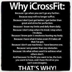 CrossFit! -- Motivat