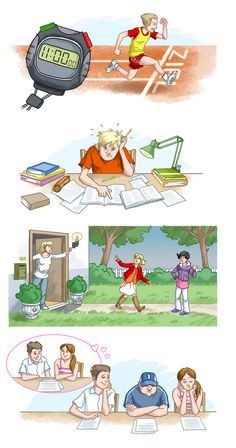 Cartoon Images, Cartoon Picture, Study Spanish, Spanish Activities, Activity Sheets, Picture Description, Kindergarten Worksheets, Speech Therapy, Creative Writing