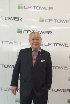 CP Land, property arm of Charoen Pokphand Group, reveals an investment plan worth Bt30 billion for 2015-2017. It includes overseas projects which will concentrate on Asean, Europe and New Zealand.  #Thailand #Airport