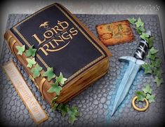 Cake Wrecks - Home - Sunday Sweets: Tolkien Treats!