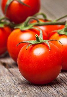 Os 10 melhores alimentos para turbinar o cérebro - Tomate