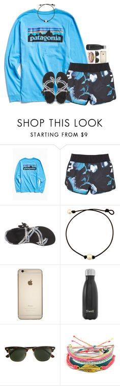 """I'm getting so close to 2000 please help me get there"" by thedancersophie ❤ liked on Polyvore featuring Patagonia, Ivy Park, Chaco, S'well, J.Crew and Pura Vida"
