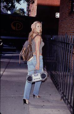 Mariah Carey Takes the Walk of Fame - Mariah Carey-Wmag
