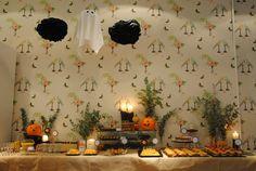 Fiesta de Halloween para evento de empresa