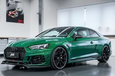 While the standard 2017 Audi delivered 450 hp. ABT unveiled the Audi ABT capable of delivering up to 530 hp. Audi ABT With an elegant new green color. Audi Rs8, Bmw, Car Insurance Rates, Cheap Car Insurance, Audi Sport, Sport Cars, Cadillac, Rs5 Coupe, Allroad Audi