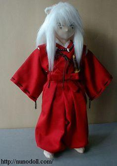 Fabrication poupée Inushiya