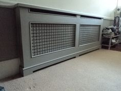 Radiator covers Wimbledon