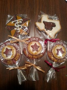 Texas State Cookies