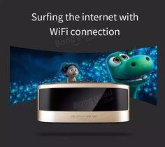 Remax 5.5 polegadas wifi bluetooth filme vídeo jogo realidade virtual óculos One tudo em