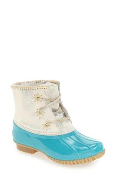 Lowest Prices Chloe' Rain Boot Women Womens Fire Coral Rubber Jack Rogers Womens Boots