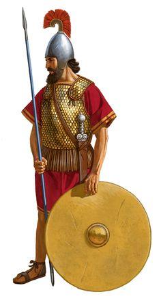 Babylonian Soldier