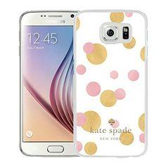 Unique Samsung Galaxy S6 Case Design with Kate Spade 18 White Skin, http://www.amazon.ca/dp/B00WAXQICE/ref=cm_sw_r_pi_awdl_pqbqvb15T3036