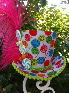 TIny Top Hat - Lollipop Lollipop