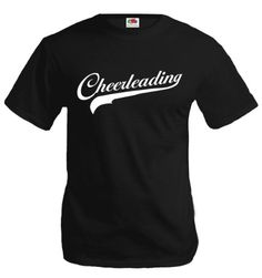 buXsbaum T-Shirt Cheerleading Logo-S-Black-White - http://www.mansboss.com/buxsbaum-t-shirt-cheerleading-logo-s-black-white/?utm_source=PN&utm_medium=I+love+Men%27s+Stuff&utm_campaign=SNAP%2Bfrom%2BMen%27s+Stuff