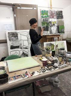 News – ines hildur | malerei painting peinture: