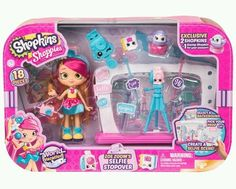 Shopkins Season 8 World Vacation Zoe Zoom's Selfie Stopover Playset Shopkins Season 9, Shopkins Game, Shopkins World, Shopkins Bday, New Shopkins, Shoppies Dolls, Shopkins And Shoppies, Toys For Girls, Kids Toys