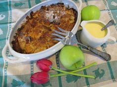 Omenapaistos ja vaniljakastike: Tinskun keittiössä