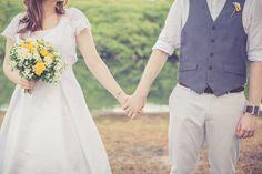 Casamento Intimista (mini wedding) - Noivos Vintage