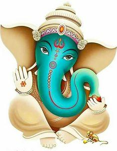 Shri Ganesh Images, Ganesh Chaturthi Images, Hanuman Images, Ganesha Pictures, Ganesh Wallpaper, Lord Shiva Hd Wallpaper, Lord Vishnu Wallpapers, Arte Ganesha, Ganesh Idol