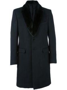 Mink Fur, Fur Trim, Fendi, Cashmere, Suit Jacket, Blazer, Mens Fashion, Coat, Long Sleeve