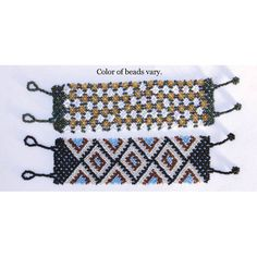Maasai Beaded Bracelet - Wrap-Around