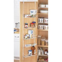 14-Piece Kitchen Shelving System for Panty (this one actually can be used horizontally or vertically)