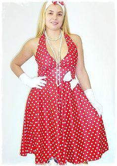 vestidos anos 60 para gordinhas