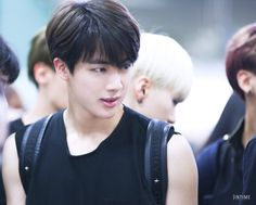 Jin worldwide handsome