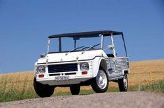 45 Jahre Citroën Méhari: Nostalgische Testfahrt: Ritt auf dem Renndromedar